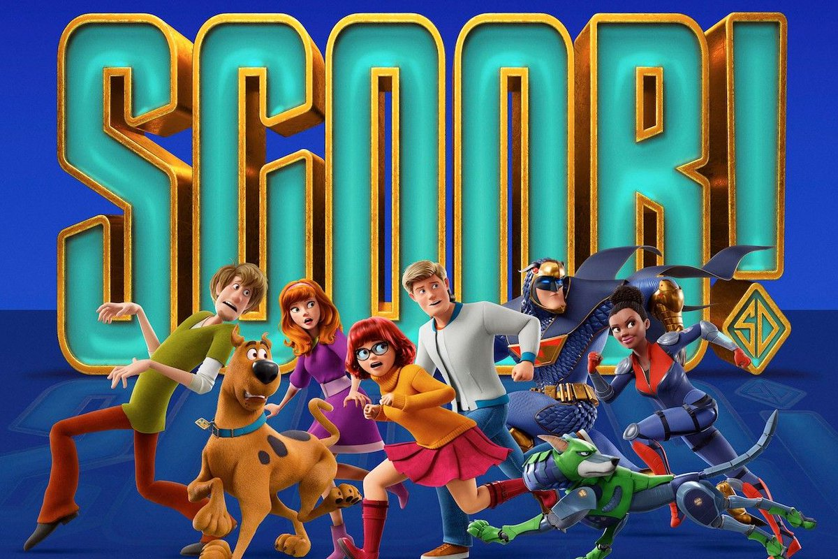 "Steer clear of this mess. My mini-review of ""Scoob"".  @scoob @MovieReviewRiot @MovieReviewWrld @TwitterMovies #ScoobyDoo #scoob #movie #movies #animation #MovieReview #blogpost"