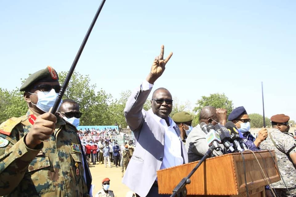 عضو مجلس السيادة بروفيسور تاور: ليس هناك نزاع مع إثيوبيا بل استرداد لأراضي سودانية   #سونا #السودان