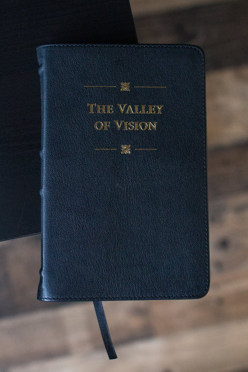 Today's Valley of Vision Daily Devotional: 'Christ Alone'