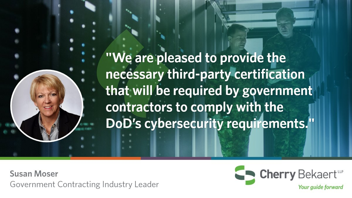 Achieving our RPO and #C3PAO status, we're staying atop of IT compliance measures related to doing government work. We continue serving #GovCon with #CMMC readiness assessments. https://t.co/PBGES1m2xV https://t.co/KlhmI2DTuX