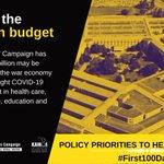 Imagen del comienzo del Tweet: La campaña #PoorPeopleCampaign le dice a la