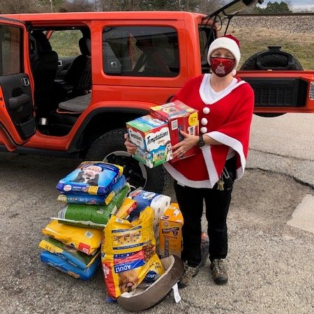 test Twitter Media - Last month, employees came together to donate cat food, dog food, and beds to help our furry friends at the Rolla Animal Shelter!  Special thanks to the Safety Department for organizing this donation drive! https://t.co/76IWFqwVlL
