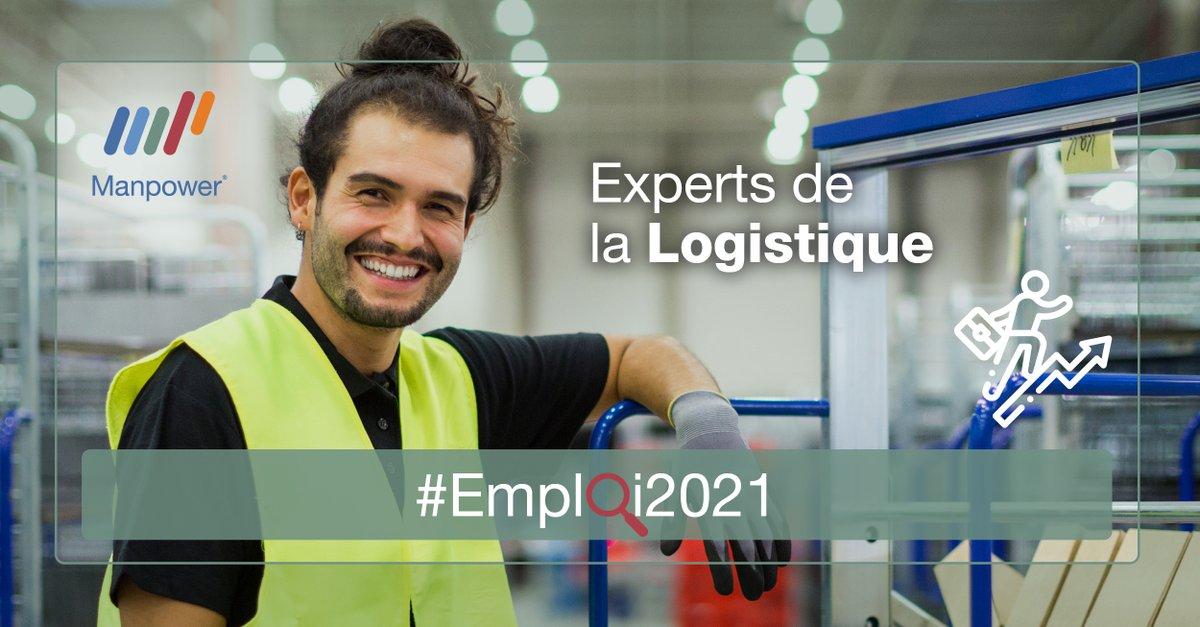 Portée par le #ecommerce, la logistique poursuit sa révolution de l'emploi 👉   La suite de notre dossier Manpower #Emploi2021 avec l'analyse de notre expert Christophe Girot sur le secteur Logistique : 20% du potentiel de #recrutement en travail temporaire