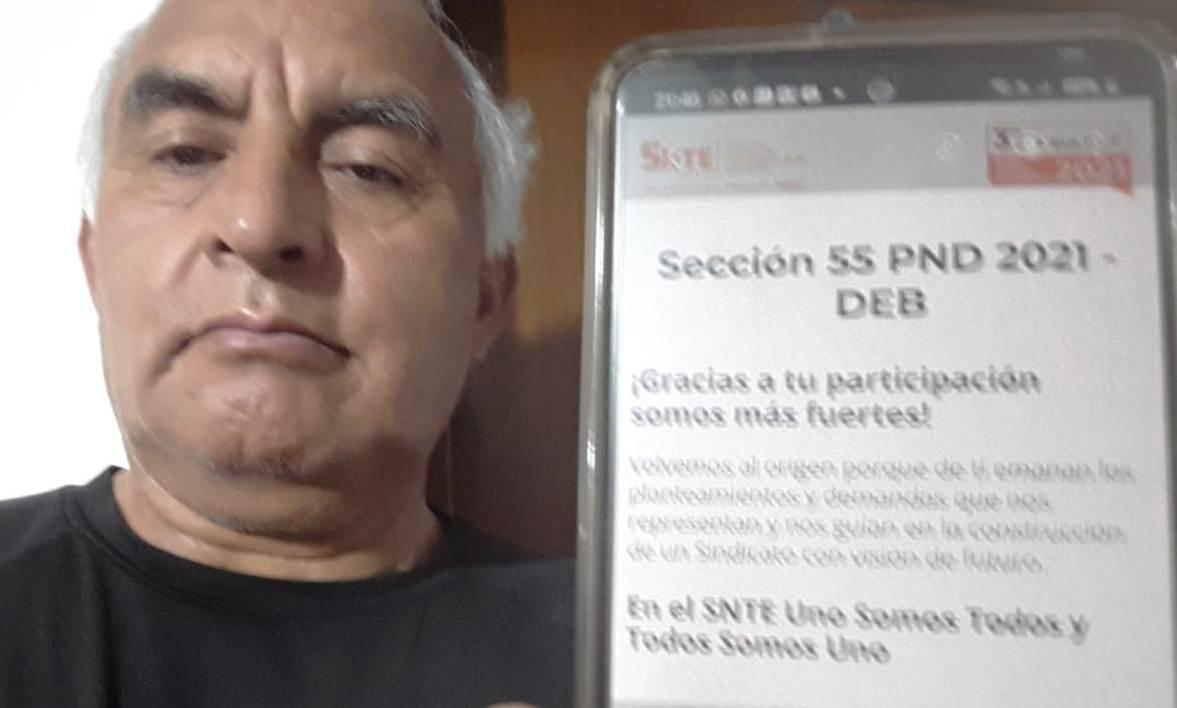 #TodosSomosUno 🙋♀️🙋🙋♂️  En consulta para #PND2021 📜 #Sección55 #Tlaxcala está #PreSNTE ☝️ Suma propuestas y juntos avancemos 👉Mtro Alfonso Cepeda Salas 👉En el #SNTE #UnoSomosTodos ✅  Formatos 👉   #InaugurationDay Vicepresidenta #teletrabajo #ByeDon #RT