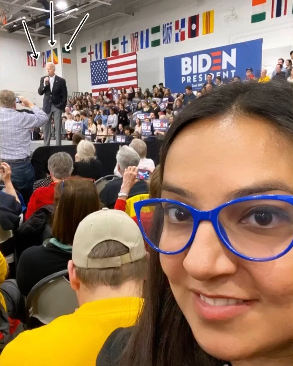 Remembering my time in Iowa where I got the chance to attend a Precinct for the now @POTUS @JoeBiden as he started his campaign.   Congratulations Sir. May India-USA ties strengthen further under your leadership.   Thank you @ACYPL for this experience.
