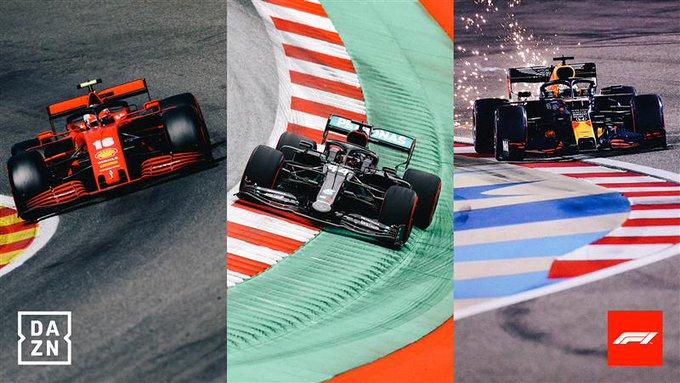 Vídeo presentación nueva temporada de Fórmula 1 y Moto GP con DAZN