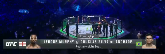 Murphy vs Silva next up #UFCFightIsland8