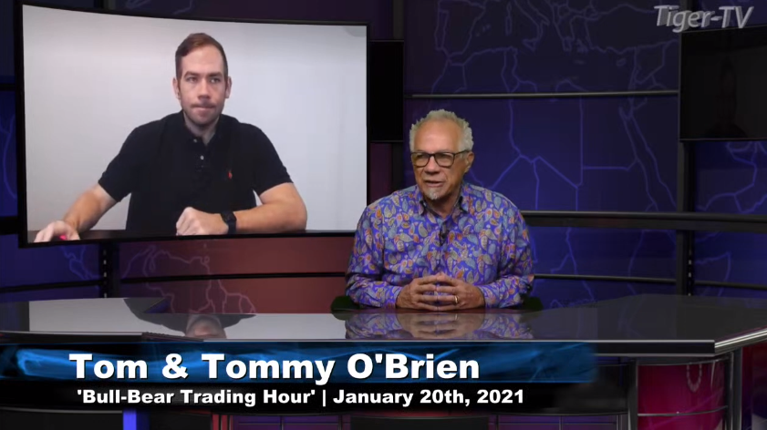Tommy and Tom O'Brien host the Bull-Bear Trading Hour for Wednesday on @TFNN and discussed $VXX $AAPL #StockMarketNews and more! #Learntotrade #Financialeducation #TradingView #WednesdayWisdom #TFNN #StocksToBuy