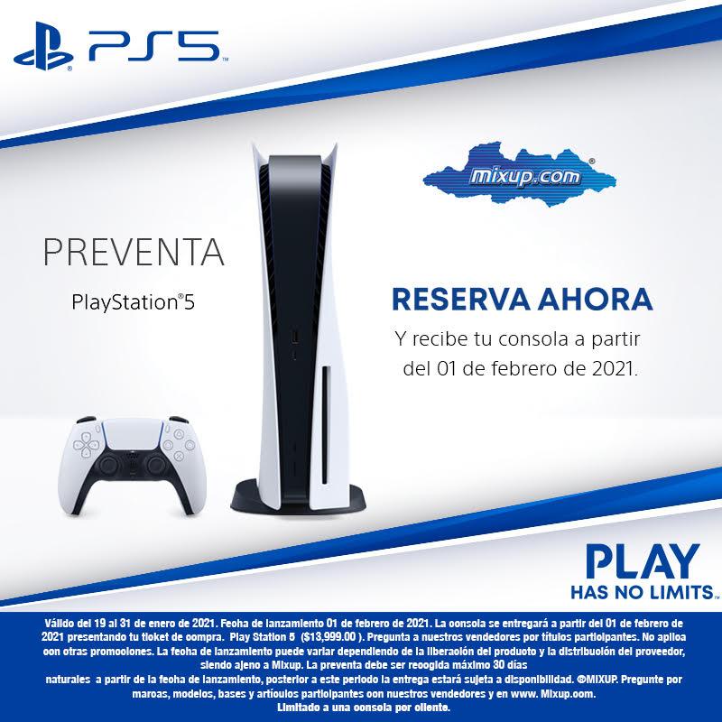 ¡Atención gamers!   A veces sí hay una cuarta oportunidad ¡aprovéchala!   Preventa de la consola #PS5 en tiendas y en .  Descubre más aquí: