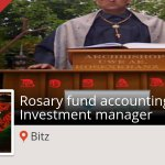 Image for the Tweet beginning: #ROSARYRevelationReview stellt eine/n Rosary fund