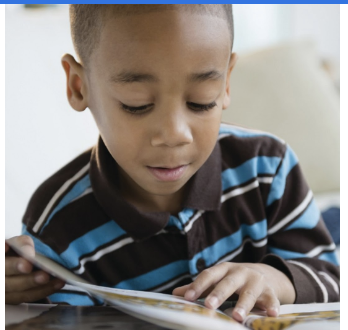 Daily reading is one way that helps caregivers foster children's healthy development, especially when families experience difficult times. Reading is a key method that caregivers can practice routine and sustain the joy of learning. #BSBTN #reading #literacy