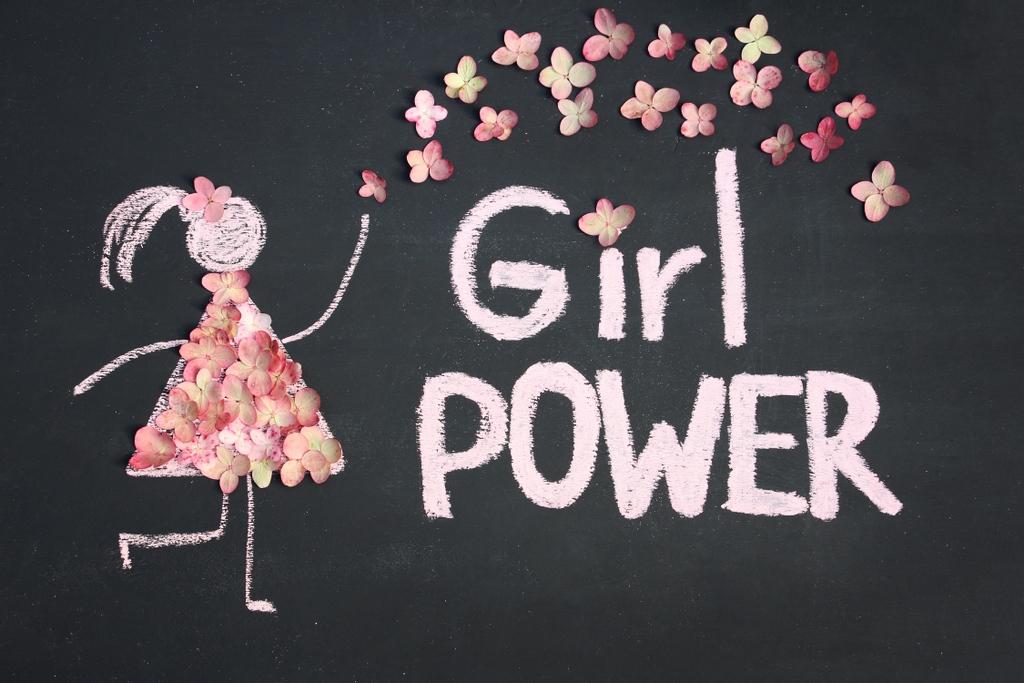 Girl Power! 💜 Girl Strong!  #girlpower #women #female #thefutureisfemale #youcandoit #believeinyourself #feminism  #strong #thinkpink  #girlboss #bossbabe #bosslady #ladyboss #womenempowerment #womensupportingwomen #girls  #feminist #love