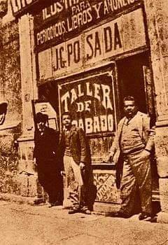 """#UnDiaComoHoy de hace 108 años muere José Guadalupe Posada.  """"Tan grande como Goya, Posada fue un creador de una riqueza inagotable. Ninguno lo imitará; ninguno lo definirá. Su obra es la obra de arte por excelencia.""""  Diego Rivera  - Muralista"""