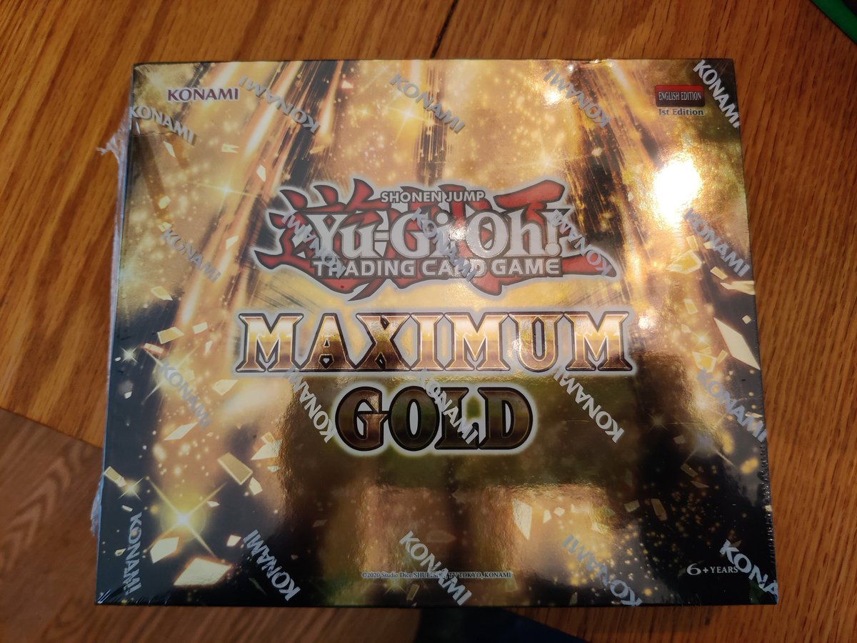 I ordered a bunch of these and other interesting looking boxes/decks/whatever cause I had the urge to collect again. Would you guys be interested in an unboxing/yu-gi-oh card review stream sometime from me? Could play some Duel Links matches too.