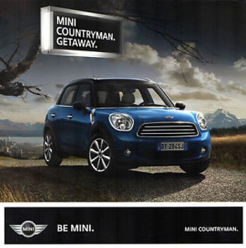 #Undiacomohoy en 2010 el Mini Countryman (R60) fue anunciado oficialmente 🚗  #Autostv #Culturadelmotor #Mini