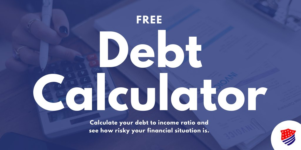 Are you trying to become debt free but haven't figured out how much debt are you in or how long it will take you to pay it all off? Find out now using our FREE debt calculator tool, available on our website:   #DebtFree #FinancialAdvice #PersonalFinance