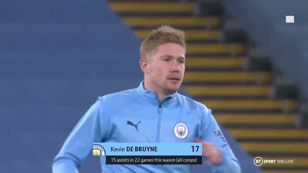 """""""He's probably outside the all-time six or seven.""""  """"I think he's the best midfield player in the world right now.""""  @rioferdy5 and @RobbieSavage8 discuss Kevin De Bruyne's standing alongside the Premier League's greatest ever midfielders 💫"""