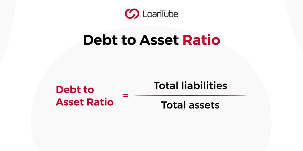 Don't forget to check your Debt to Asset ratio before borrowing a new loan.  #personalfinance #finance #financialplanning #financialeducation #LoanTube #solvency