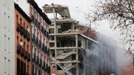 Esplosione a Madrid, palazzo semidistrutto, 3 morti e 8 feriti - https://t.co/h9o5uLQ0BZ #blogsicilia #madrid