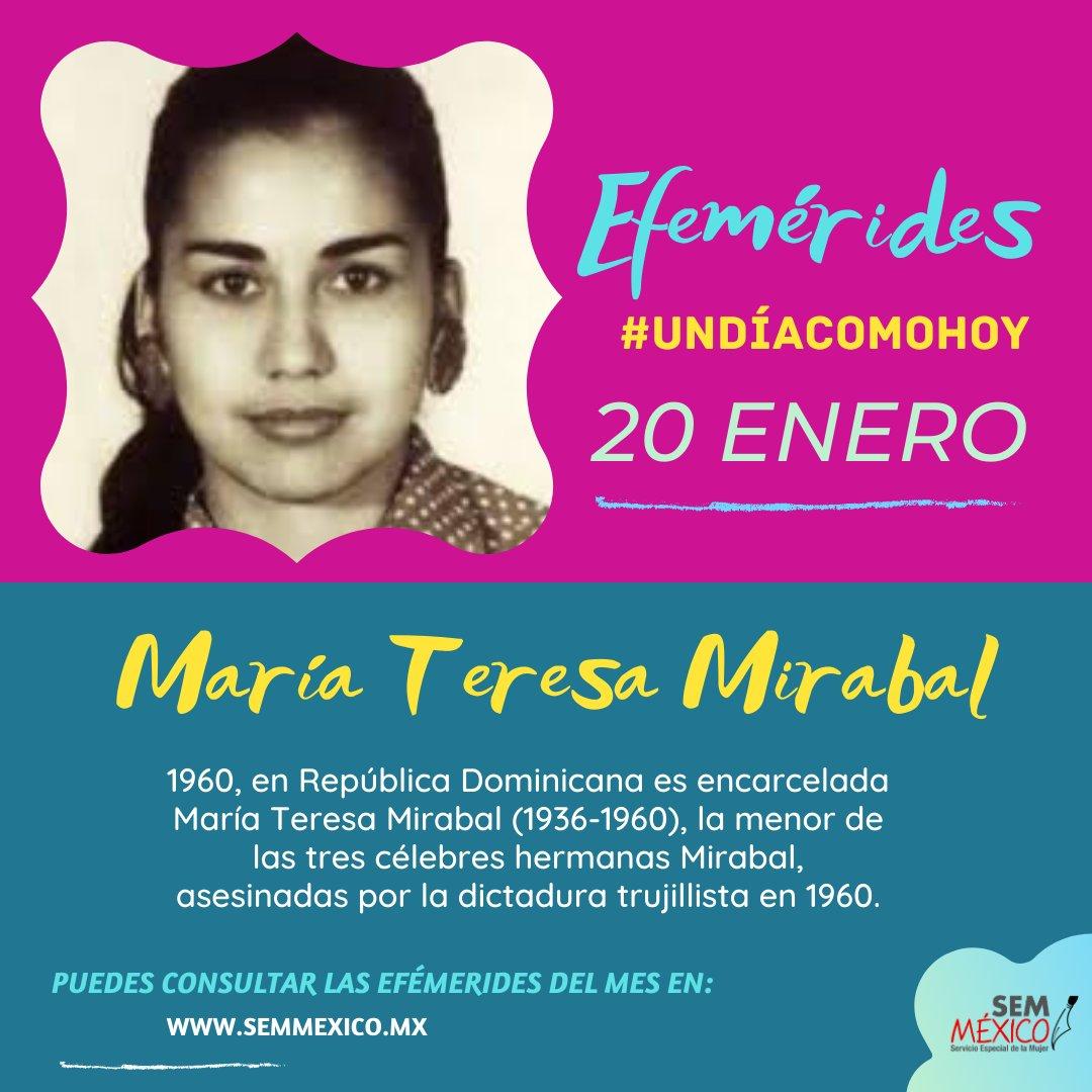 #SemMéxico 📅 #Efemérides #UnDíaComoHoy