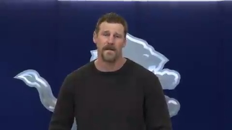 "New #Lions HC Dan Campbell: ""We're going to put Motown back on the map."""