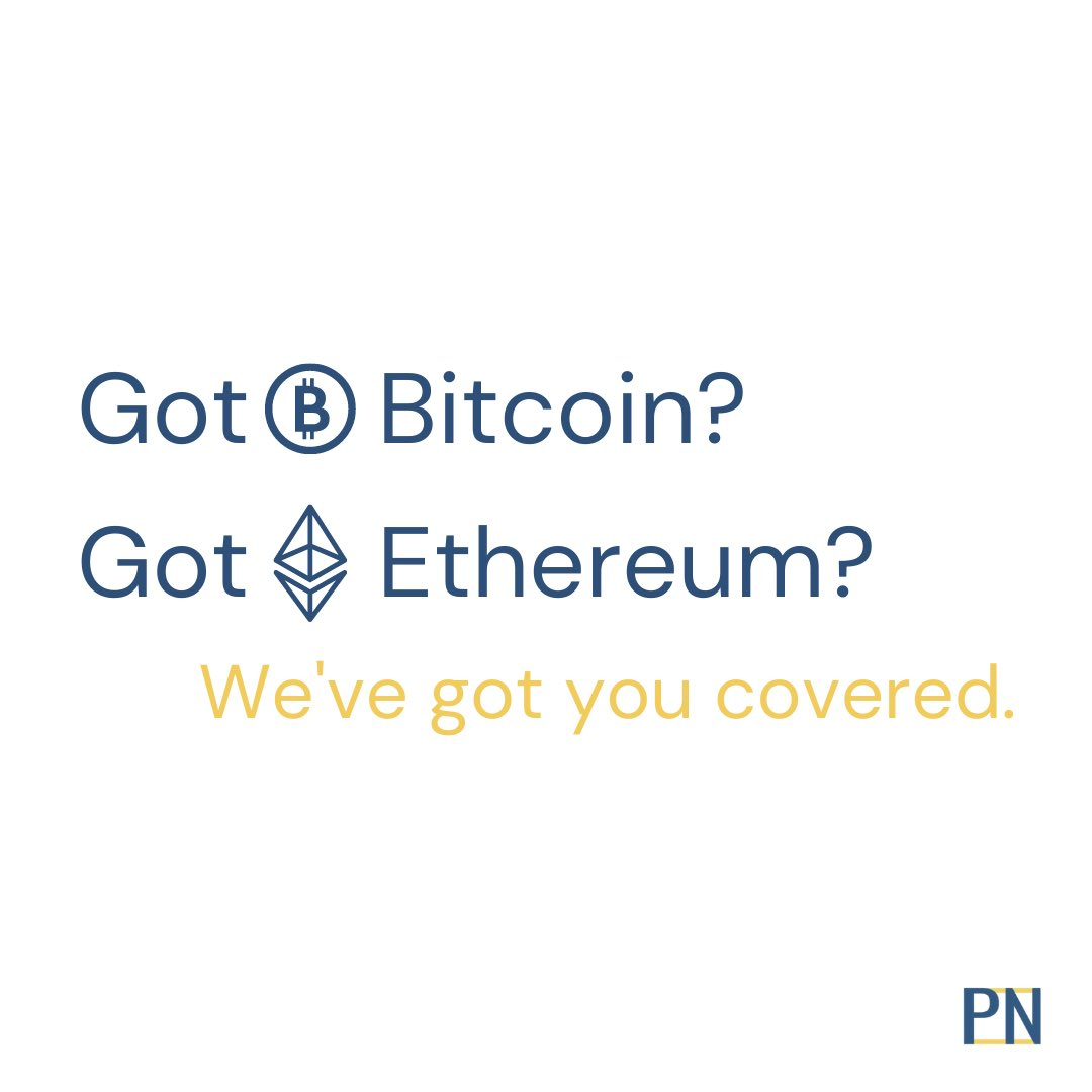 #didyouknow 💬 PN was one of the first NYC law firms to begin accepting cryptocurrency as a form of payment since 2015.  -  #cryptocurrency #crypto #bitcoin #ethereum #lawfirm