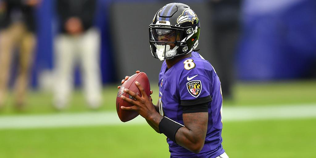 Ravens want Lamar Jackson long term, won't adjust offense to appease pass-happy fans