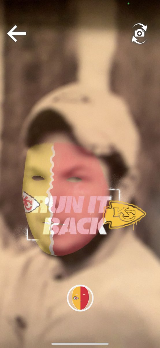 Go chiefs! #RunItBack