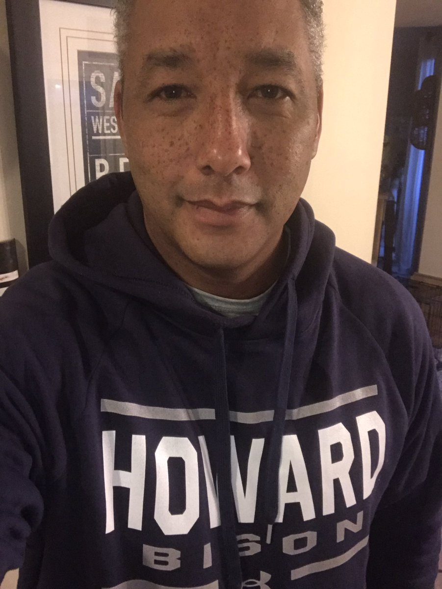 Always reppin' but this is hittin' harder today @HowardU @VP @HowardAlumni #YouKnow #TheMecca #TheOnlyHU