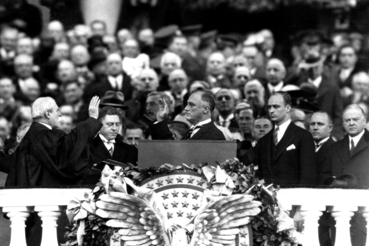 Incoming presidents have used their words not only to chart a course but also to unite a nation in the most troubled periods of U.S. history.  #AmericanHistory #USHistory #Unity #Speech #Government