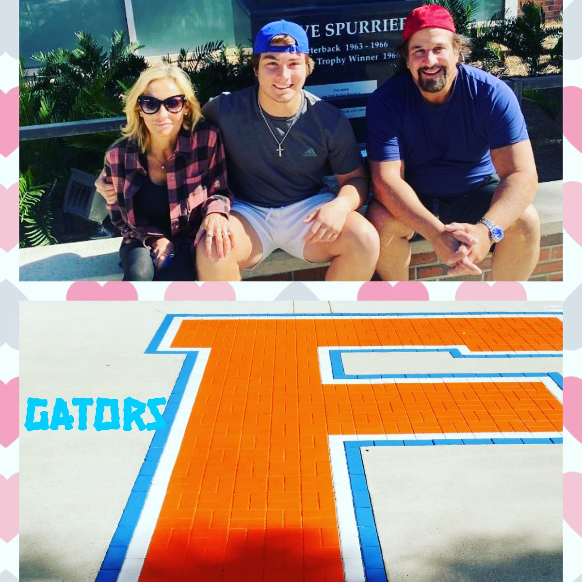 Replying to @suziselvis: U of F today #Gators#gainsville