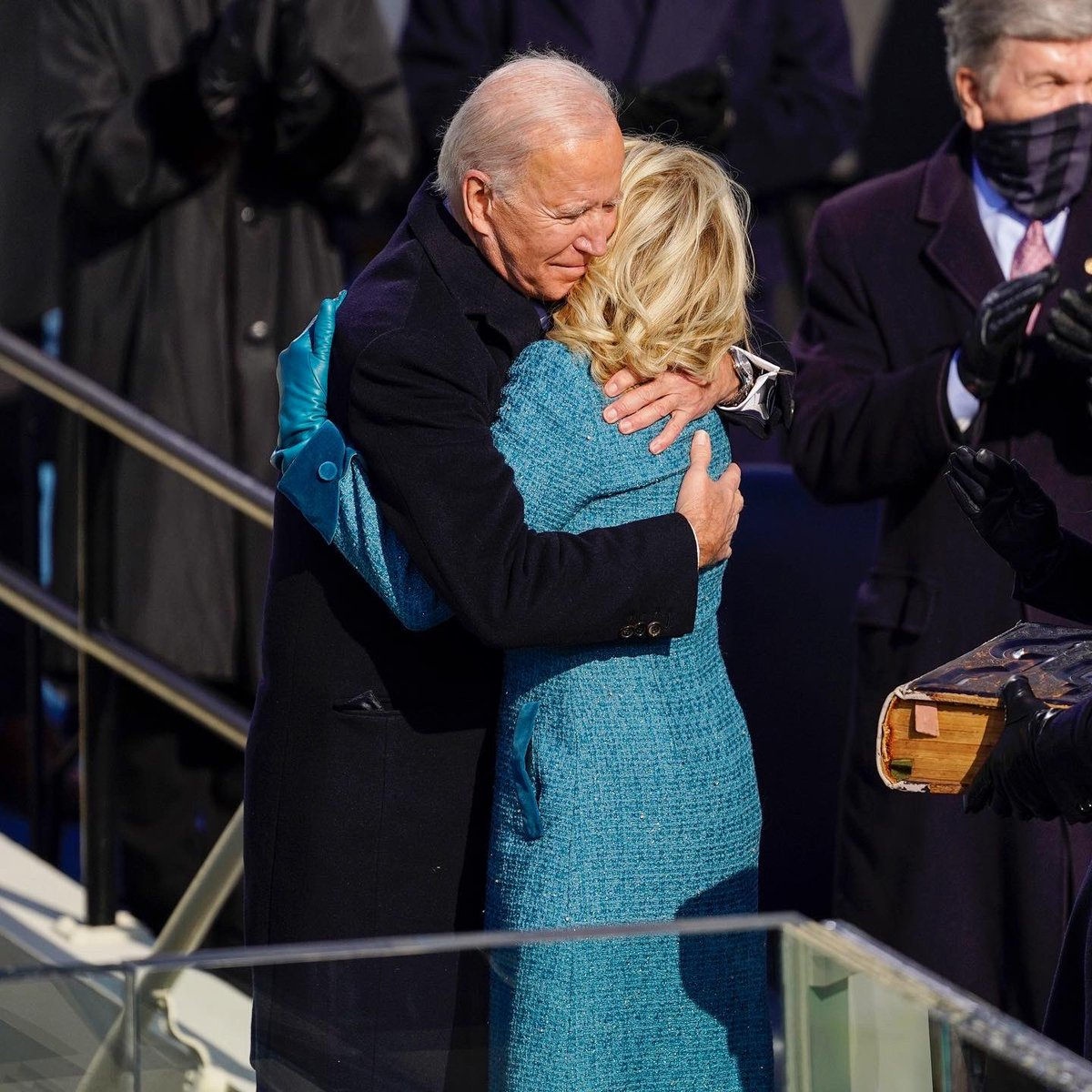 Decency and compassion restored. Hallelujah!! President @JoeBiden 🇺🇸🇺🇸🇺🇸🇺🇸