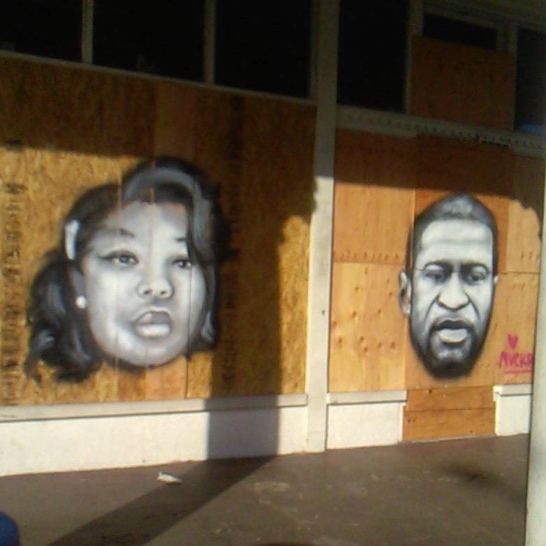 Dear Joe,   #WE Americans want REAL #justice for #BreonnaTaylor, #GeorgeFloyd & ALL #Americans unjustly killed by #America's trigger happy #police!  close all #privateprisons!  #peace #love #equality in #USA!  #blm #Blacklivesmatter #art #streetart #muckrock #LA #copwatch #cops