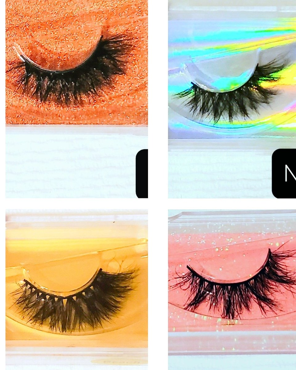 our bold collection 13-15mm mink lashes, look for Divine, Natural,  Beach and honey for the styles on our website, shop  #BlackOwnedBusiness #BlackOwned #BlackBusiness #SmallBusiness #BlackGirlMagic #Melanin #makeup #minklash #lashes