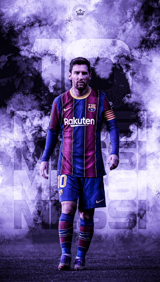 Total Barca On Twitter Awesome Messi Wallpaper Courtesy Of Messi10 Rey
