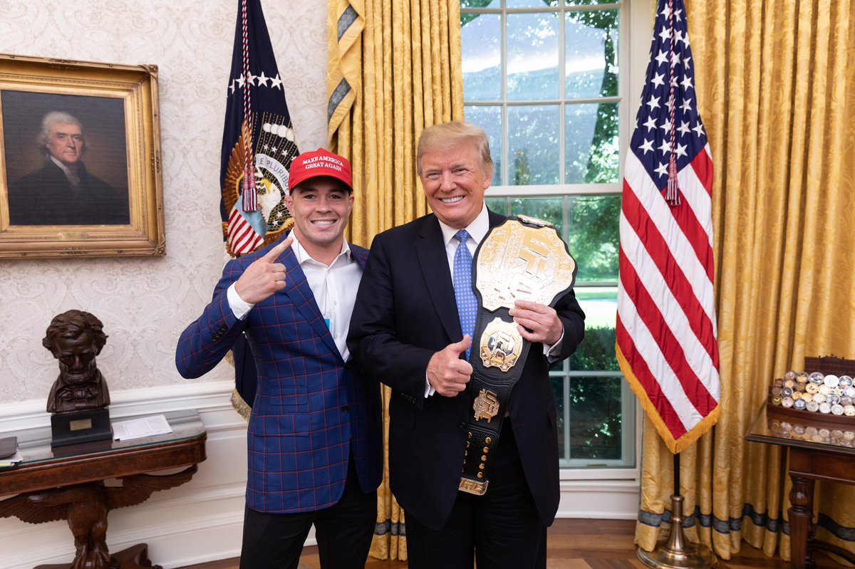 Thank you for always being the champion the people of America need Mr. President! God bless you and the entire Trump Family for always putting America First! 🇺🇸🦅🇺🇸 https://t.co/p910qjmIOt