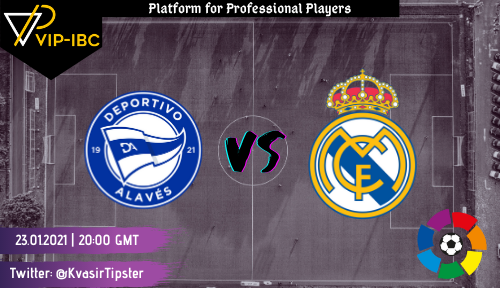 #Merengues will be facing #DeportivoAlaves on an away match for the 20th round of #LaLiga. Here we have an exclusive analyses prepared for this match, brought to you by @KvasirTipster. What do you waiting for? Check the full analyses at:    #RealMadrid