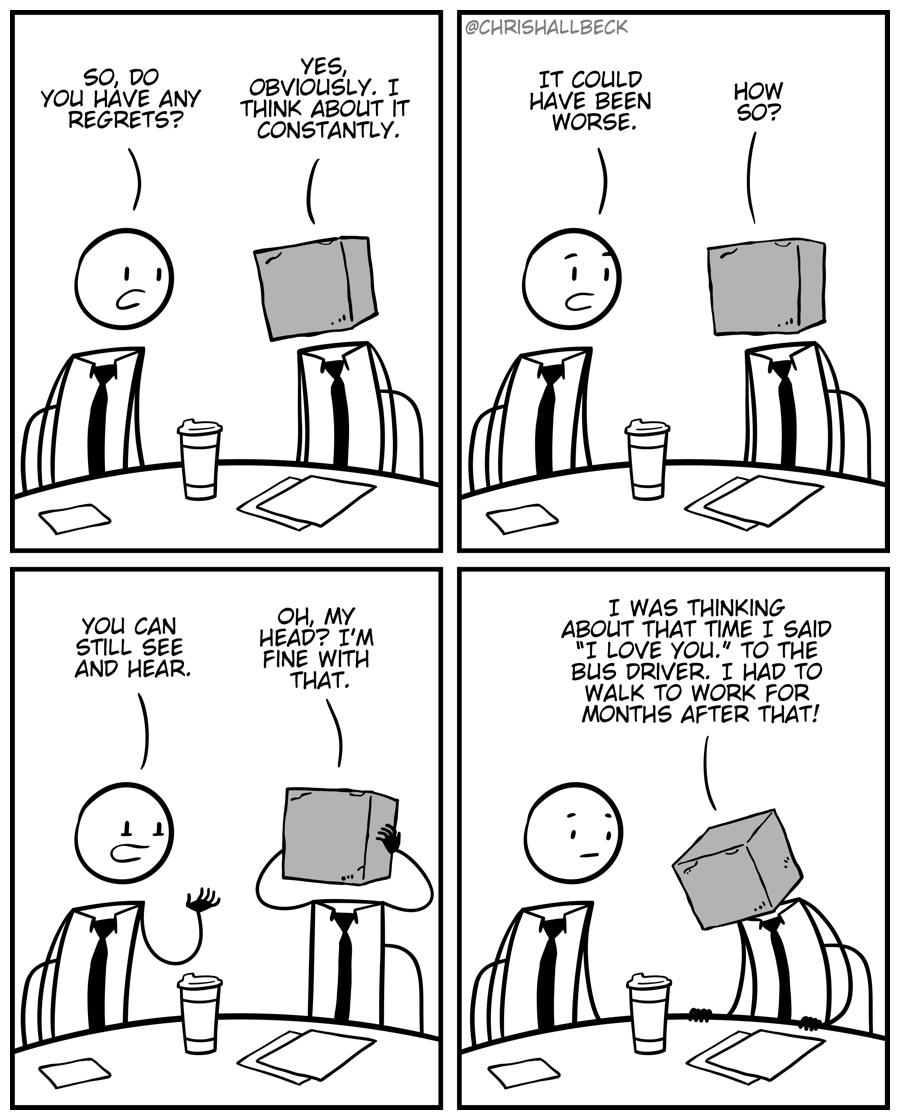 Regrets. https://t.co/JUggkoUTRw