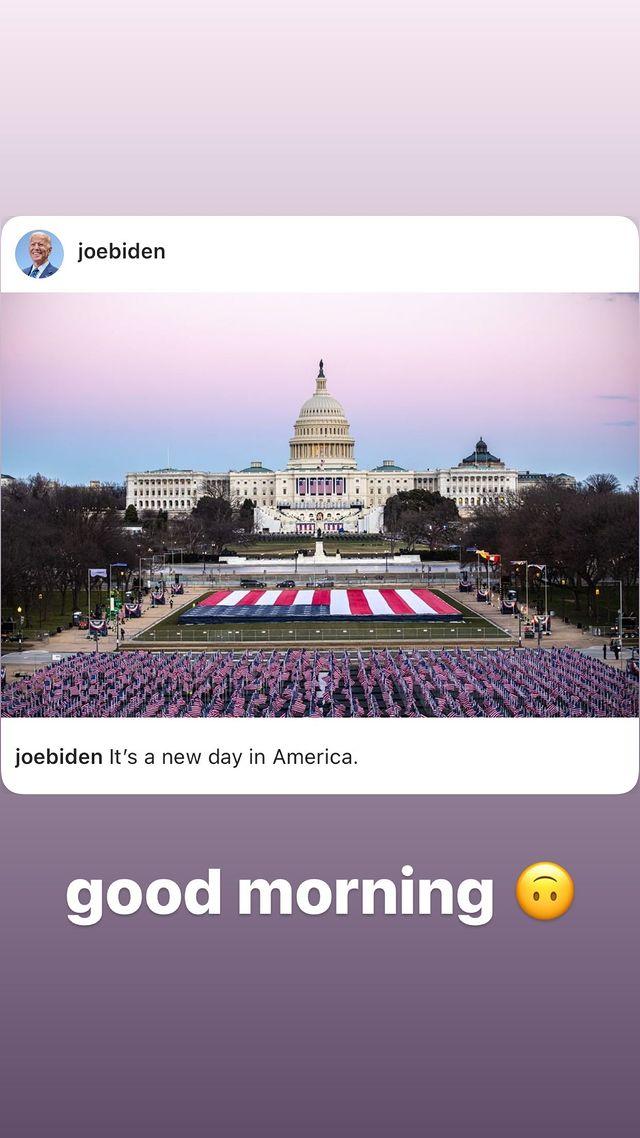 📲 Michael via Instagram Stories