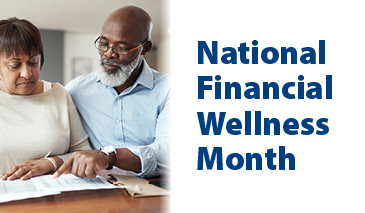 San Diego County CU is committed to helping the community start the new year off right by offering free educational resources for National Financial Wellness Month! #CUDifference #FinancialWellness @sdccu