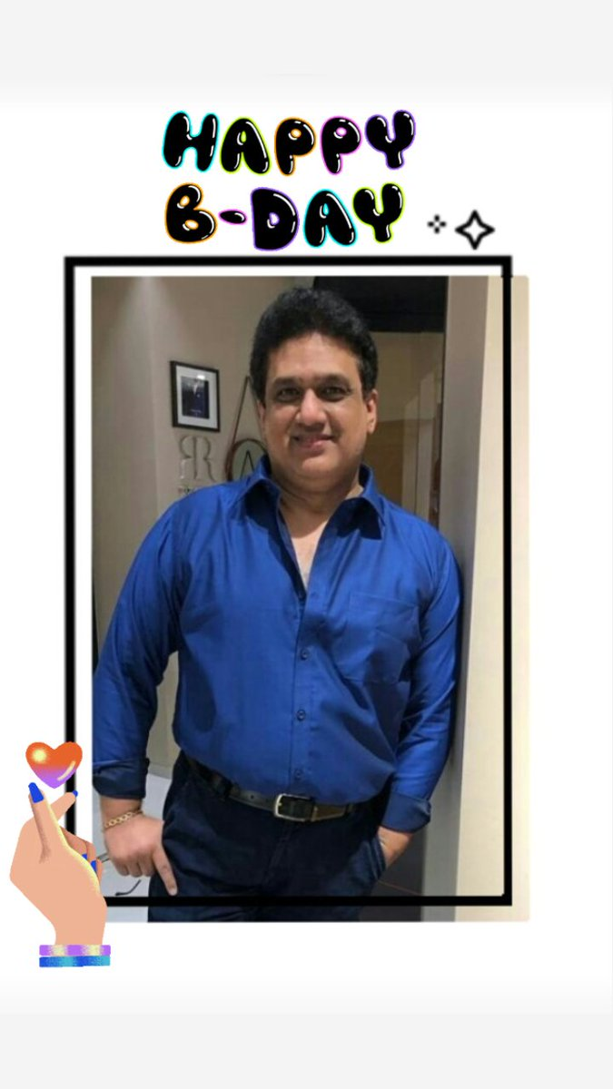 May this year be filled with so much joy and happiness for you. Lots of love too! Wishing you a very Happy B'day❤️❤️❤️❤️ @daboomalik #DaddyCool #SeniorMalik