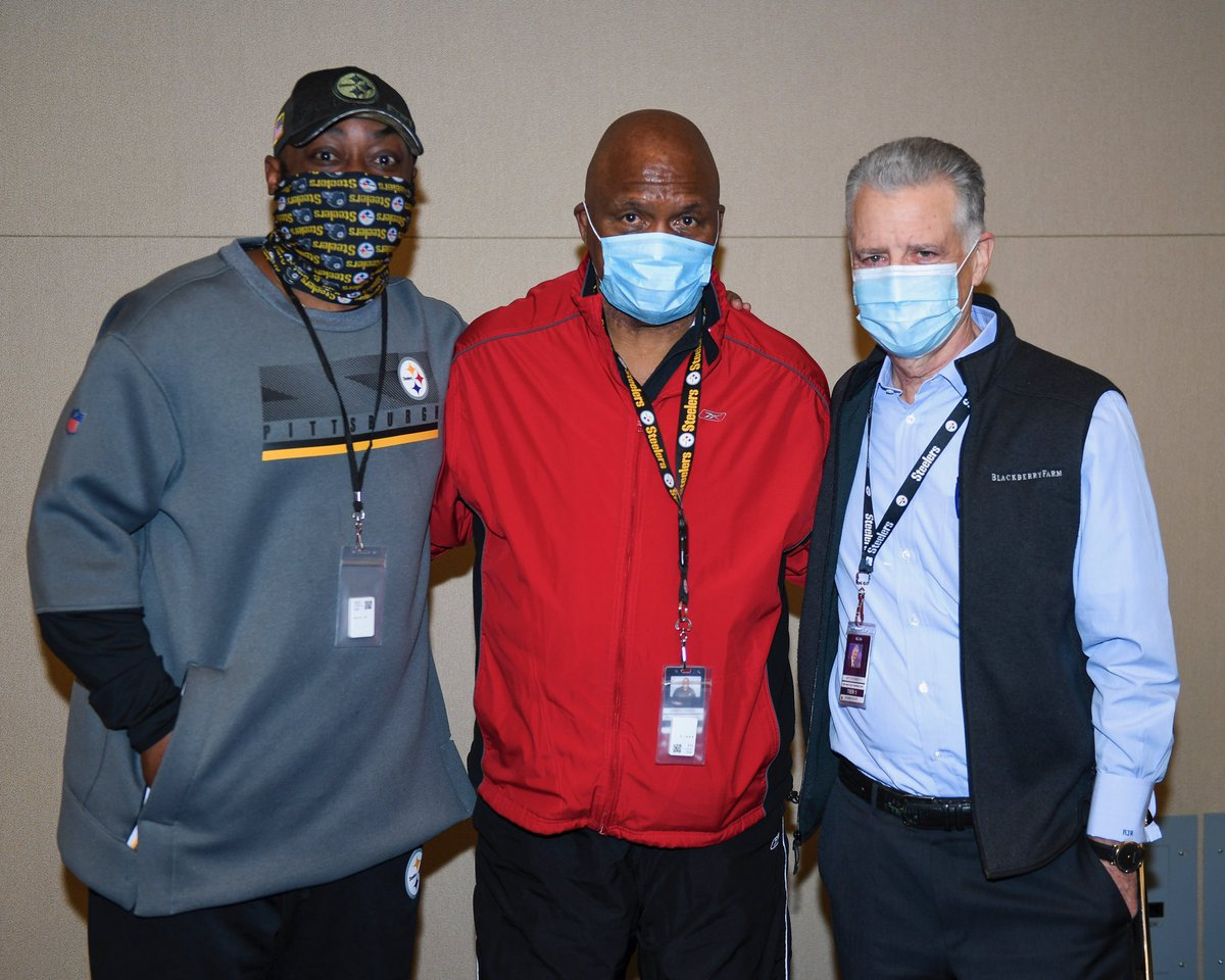 It was an honor and a privilege to work with James Daniel for 14 of his 17 seasons with the Steelers. JD a was a no-nonsense coach who had the respect of everyone he worked with, especially me. We will miss him and I wish him nothing but the best in his retirement.
