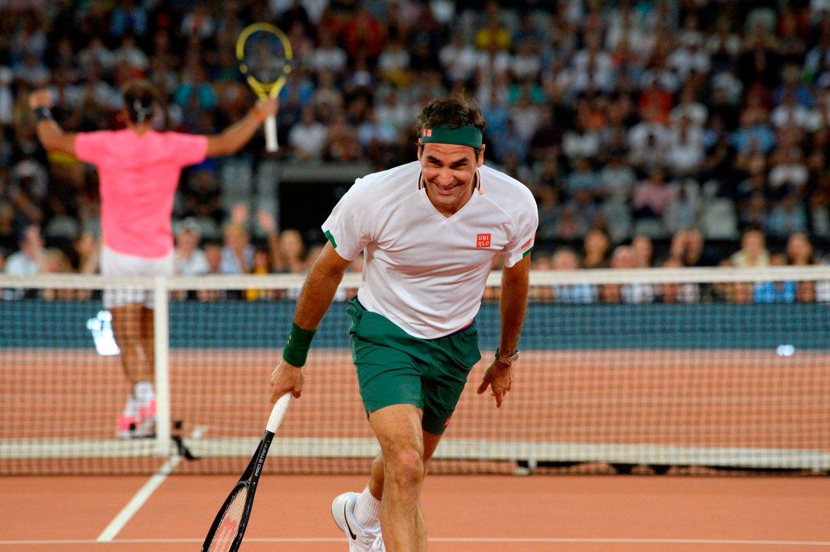 Roger Federer parece ter data para o retorno ás quadras, de acordo com oo holandêsRichard Krajicek, diretor do ATP 500 de Roterdã, o suíço planeja retornar na semana de oito março de 2021, no ATP 250 de Doha no Catar. #SET #SomosTenis #RogerFederer #Federer