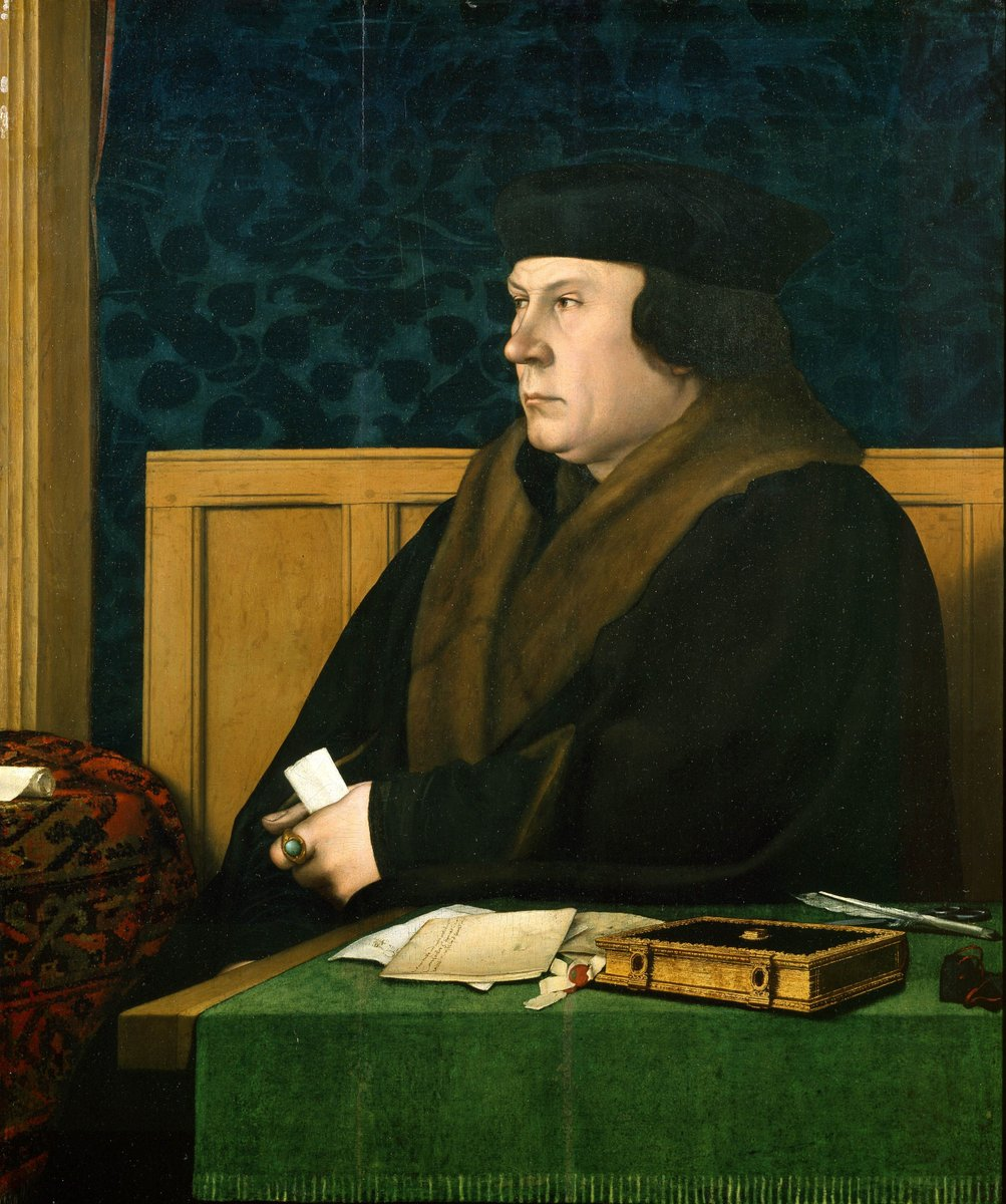 #Onthisday in 1535, Henry VIII commissioned Thomas Cromwell for a general visitation of the churches, monasteries and clergy. This marks the beginning of the Dissolution of the Monasteries, a major event in the Reformation in England. #otd #onthisdayinhistory