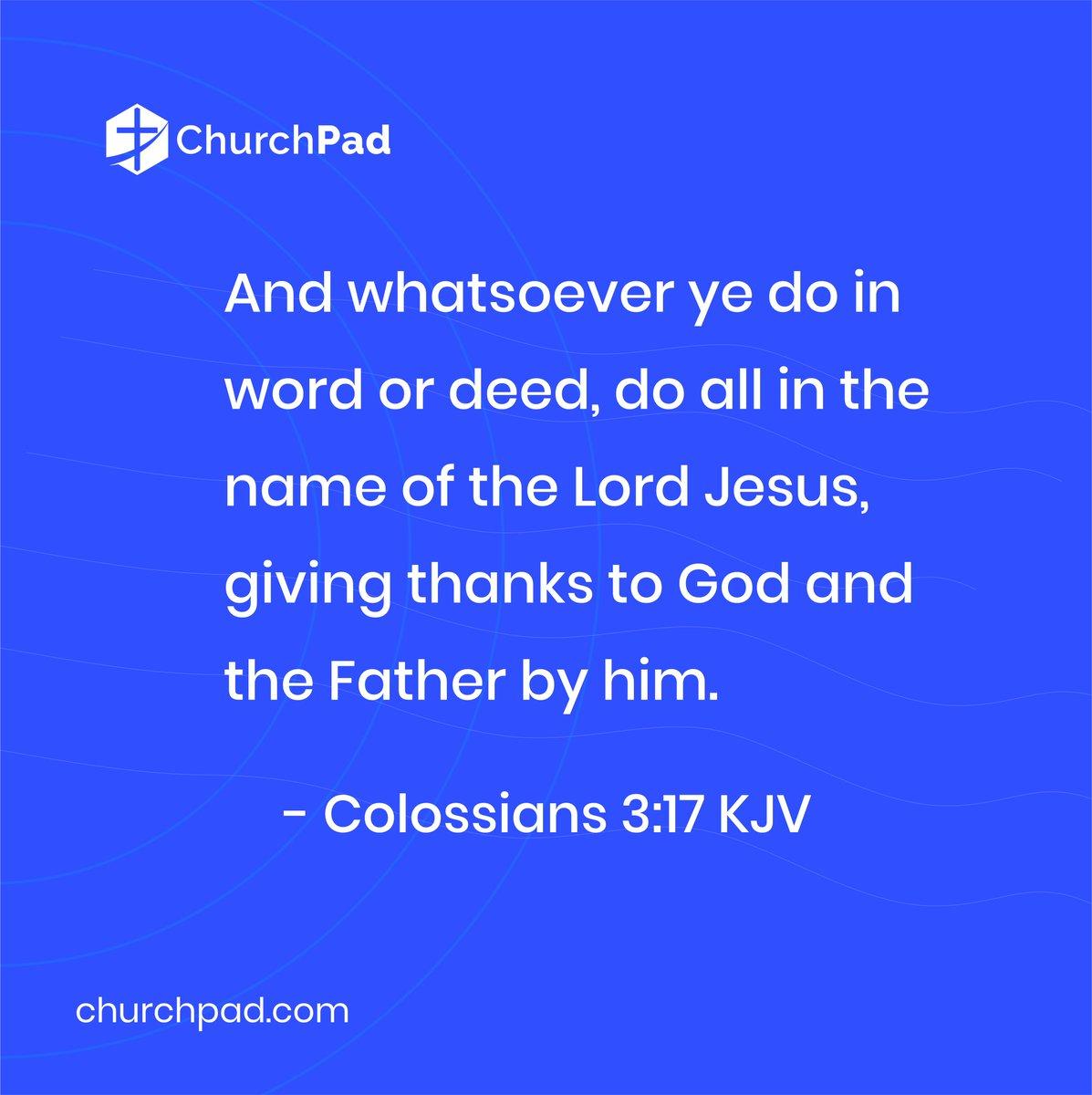 What are you grateful for?  #ChurchPad #ChurchTool #ChurchAdmin #Church #USAChurch #UKChurch #ChurchAdministration #OnlineChurch #DigitalChurch #ChurchOnline #Pastor #Pastors #Grateful
