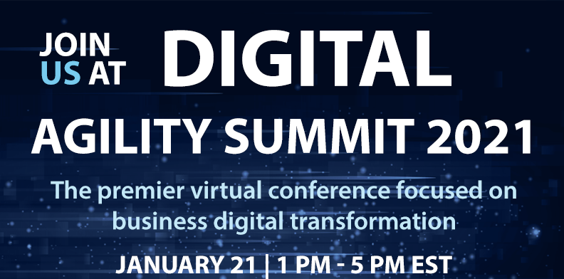 Big technology decisions to make this year? Become agile and resilient by making #bettertechnologydecisions  Don't miss @Applied_SW's Digital Agility Summit - this is your last call! 🗣   Get your free ticket and register 👉 https://t.co/VD26uglszj https://t.co/mJki2ZuUZi