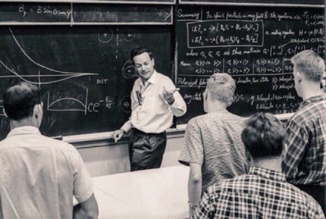 Never regret a day in your life.   Good days give happiness, bad days give experiences, worst days give lessons, and best days give memories.  —Professor Richard Feynman