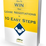 Image for the Tweet beginning: Win Your Lease Negotiations in