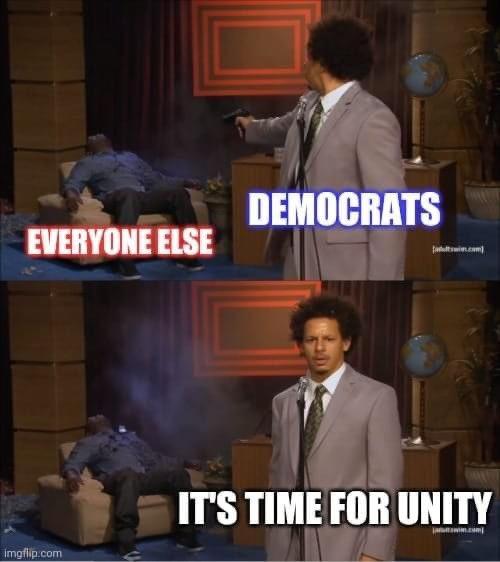 @CNNPolitics Let the #unity begin!