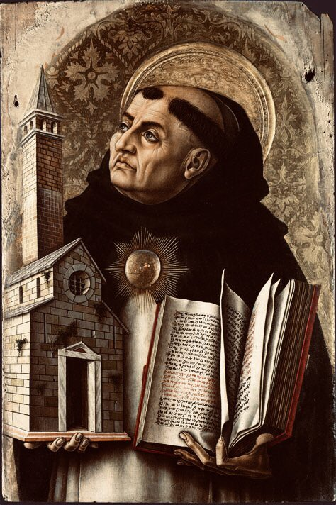 """""""To convert somebody go and take them by the hand and guide them."""" - St. Thomas Aquinas #CatholicTwitter"""